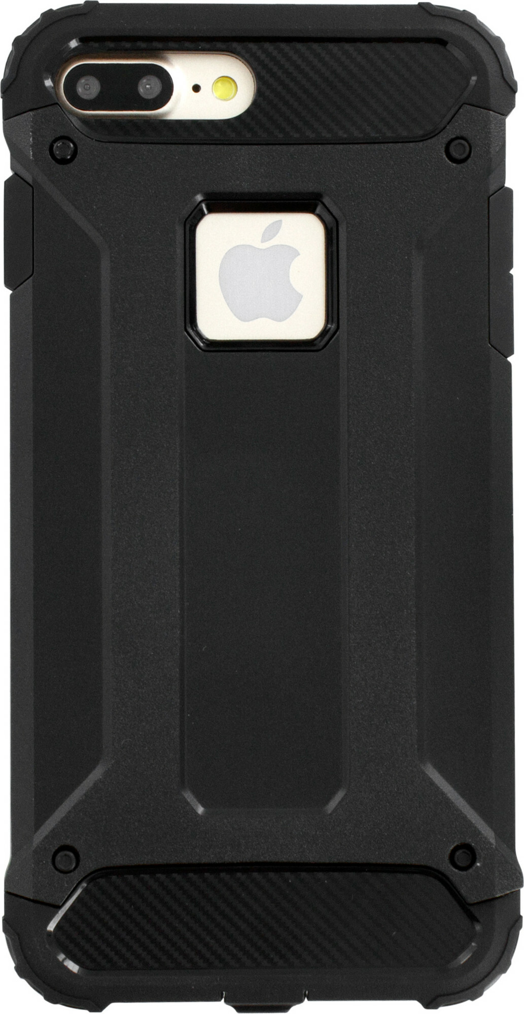 Mobiparts Rugged Shield Case Apple iPhone 7 Plus Black