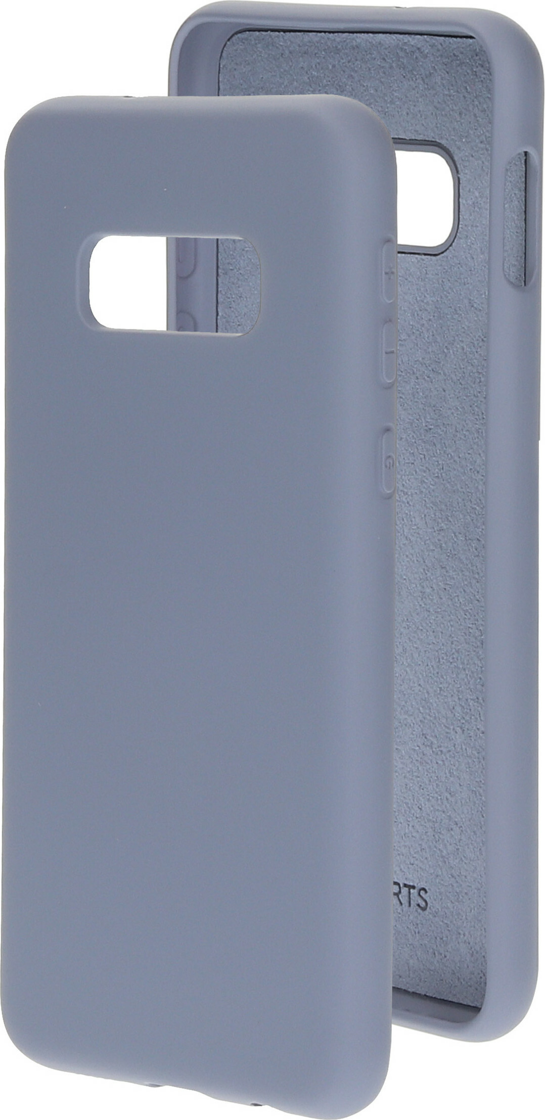 Mobiparts Silicone Cover Samsung Galaxy S10e Royal Grey
