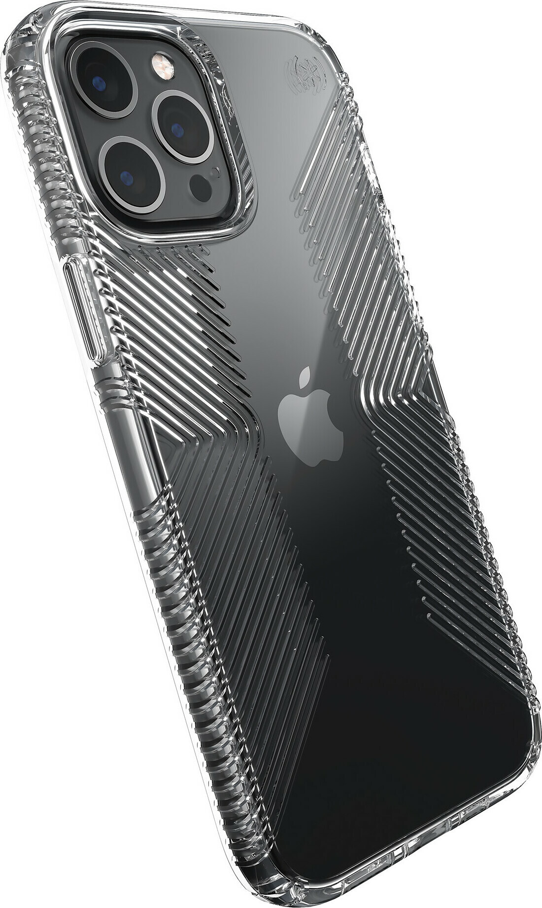 Speck Presidio Perfect Clear with Grips Apple iPhone 12 Pro Max