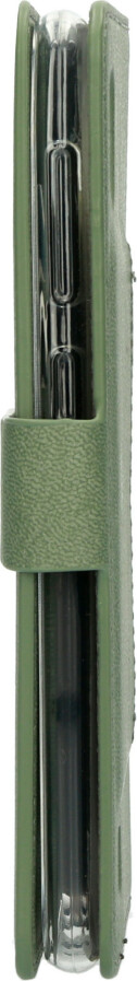 Mobiparts Classic Wallet Case Samsung Galaxy A10 Stone Green