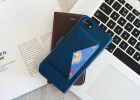 Mobiparts Classic Wallet Case Samsung Galaxy A7 (2018) Blue