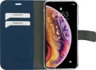Mobiparts Classic Wallet Case Apple iPhone X/XS Blue