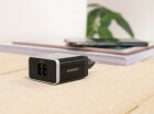 Mobiparts Wall Charger Dual USB 4.8A Black