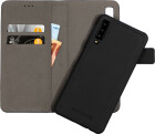 Mobiparts 2 in 1 Premium Wallet Case Samsung Galaxy A7 (2018) Black