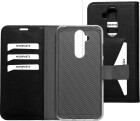 Mobiparts Classic Wallet Case Nokia 8.1 (2018) Black