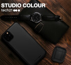 Tech21 Studio Colour Apple iPhone 6/6S/7/8/SE (2020) Back to Black