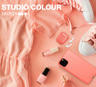 Tech21 Studio Colour Apple iPhone 11 Pro Coral My World