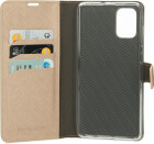 Mobiparts Saffiano Wallet Case Samsung Galaxy A71 (2020) Copper