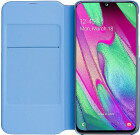 Samsung Galaxy A40 (2019) Flip Wallet Black