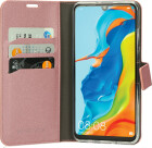 Mobiparts Saffiano Wallet Case Huawei P30 Lite Pink