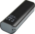 Mobiparts Portable Power 2.000 mAh Black