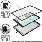 Catalyst Waterproof Case Apple iPad 10.2 (2019/2020) Stealth Black