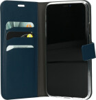 Mobiparts Classic Wallet Case Apple iPhone 11 Pro Max Blue