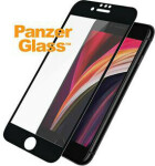 PanzerGlass Apple iPhone 6/6S/7/8/SE (2020) Black CF Super+ Glass