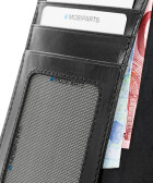 Mobiparts Excellent Wallet Case 2.0 Apple iPhone XS Max Jade Black