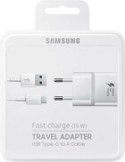 Samsung Quick USB-C Travel Charger EP-TA20EWEC 2A White
