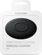 Samsung Wireless Charger Pad Black EP-P1100BB