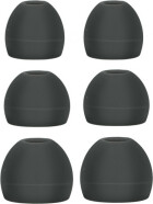 Mobiparts True Wireless Earbuds Black