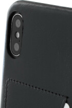 Mobiparts Excellent Backcover Apple iPhone X/XS Jade Black