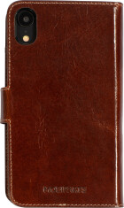 Mobiparts Excellent Wallet Case 2.0 Apple iPhone XR Oaked Cognac