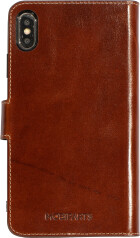 Mobiparts Excellent Wallet Case 2.0 Apple iPhone XS Max Oaked Cognac