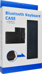 Mobiparts Bluetooth Keyboard Case Samsung Galaxy Tab A 9.7 Black