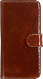 Mobiparts Excellent Wallet Case 2.0 Samsung Galaxy S9 Oaked Cognac