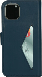 Mobiparts Classic Wallet Case Apple iPhone 11 Pro Blue