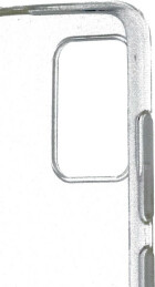 Mobiparts Classic TPU Case Samsung Galaxy A71 (2020) Transparent