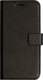 Mobiparts Classic Wallet Case LG Q7 Black
