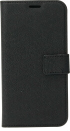 Mobiparts Saffiano Wallet Case Apple iPhone 11 Black