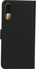 Mobiparts Saffiano Wallet Case Samsung Galaxy A70 (2019) Black