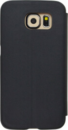 Mobiparts Slim Folio Case Samsung Galaxy S6 Black