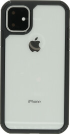 Mobiparts Rugged Clear Case Apple iPhone 11 Black