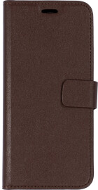 Mobiparts Classic Wallet Case Samsung Galaxy A8 (2018) Brown