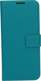 Mobiparts Saffiano Wallet Case Samsung Galaxy S20 Plus Turquoise
