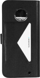 Mobiparts Classic Wallet Case Motorola Moto G6 Plus Black