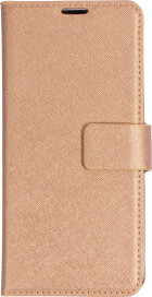 Mobiparts Saffiano Wallet Case Samsung Galaxy S10 Copper