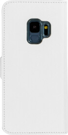Mobiparts Saffiano Wallet Case Samsung Galaxy S9 White