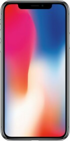 Apple Refurbished B-grade iPhone X 64GB Space Grey