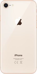 Apple Refurbished iPhone 8 64GB Gold