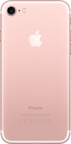 Apple Refurbished iPhone 7 32GB Rose Gold
