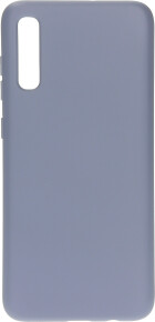 Mobiparts Silicone Cover Samsung Galaxy A70 (2019) Royal Grey