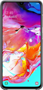 Samsung Galaxy A70 (2019) Gradation Cover Black