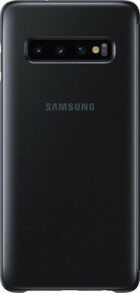 Samsung Galaxy S10 Clear View Cover Black