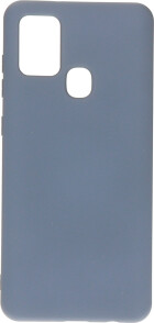 Mobiparts Silicone Cover Samsung Galaxy A21s (2020) Royal Grey