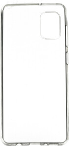 Mobiparts Classic TPU Case Samsung Galaxy A31 (2020) Transparent