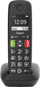 Gigaset E290R Duo Big Button Black
