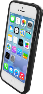 Mobiparts Classic TPU Case Apple iPhone 5/5S/SE Black
