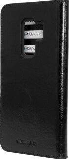 Mobiparts Excellent Wallet Case Samsung Galaxy S9 Plus Jade Black
